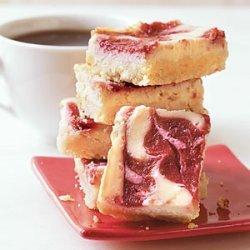 Fresh Cherry Cheesecake Bars