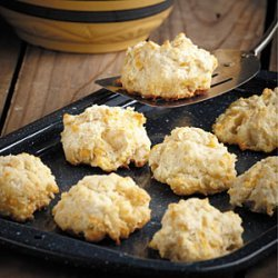 Anytime Cheesy Biscuits