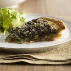 Healthy Veggie Quiche