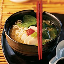 Chinese Chicken-Noodle Soup