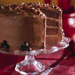 Delta Mocha Chiffon Cake