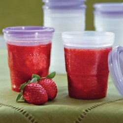 Frozen Strawberry Freezer Jam recipe