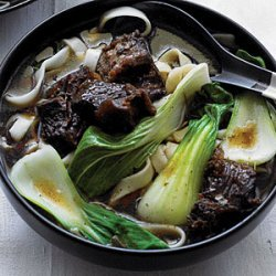 Beef and Star Anise Noodle Soup