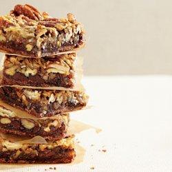German Chocolate-Pecan Pie Bars