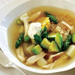 Colombian Chicken Soup