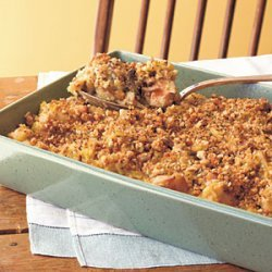 Creamy Chicken-and-Rice Casserole