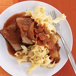 Tuscan Pot Roast recipe