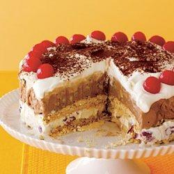 Ice Cream Meringue Torte