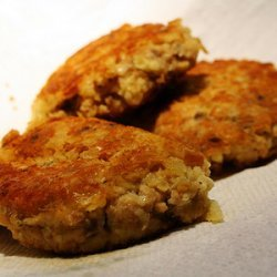 Quick 'N' Easy Salmon patties recipe