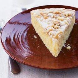 Polenta and Pine Nut Torte