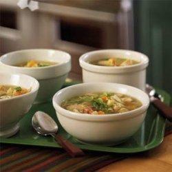 Turkey-Pasta Soup recipe