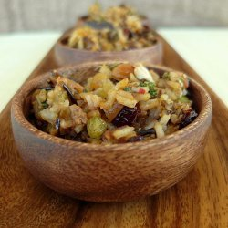 Dried Fruit Stuffing