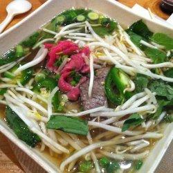 Hanoi Beef Noodle Soup
