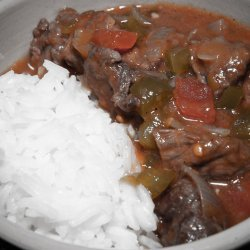 West Indian Beef Stew