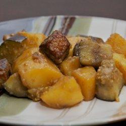 Potato Stew recipe