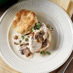 Stovetop Chicken Pie