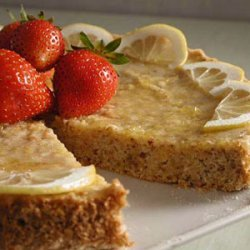 Almond-Lemon Torte recipe