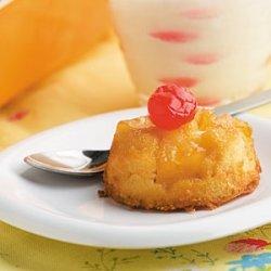 Pineapple Upside-Down Cupcakes