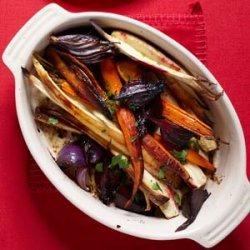Everyday Roast Vegetables