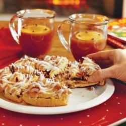 Holiday Cream Cheese Coffee Cake