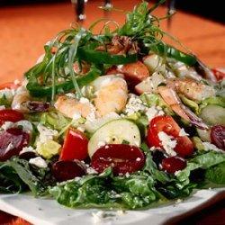 Dawn's World-Famous Greek Salad recipe
