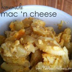 Homemade Mac 'n Cheese