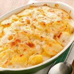 Au Gratin Potatoes, (Scalloped Potatoes)