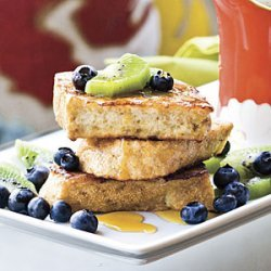 Guiltless French Toast recipe