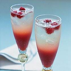 Framboise Spritzers recipe