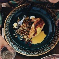 Chicken in Chile Sauce (Ají de Gallina) recipe