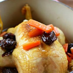 Chicken Stew with Savory