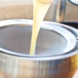 Low-Fat Chicken Stock