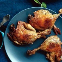 Confit Duck Legs recipe