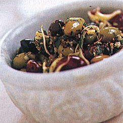 Toni's Marinated Olives  recipe