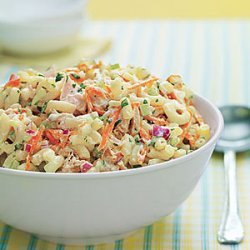 Tuna & Macaroni Salad recipe