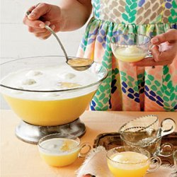 Pineapple-Rum-Tea Punch