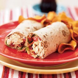 Chicken and Bacon Roll-Ups recipe