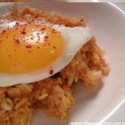 Kimchi Fried Rice (Kimchi Bokkeum Bab)