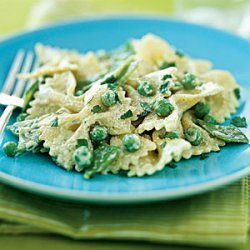 Green-and-White Pasta Salad