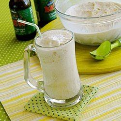 Double Ginger Floats