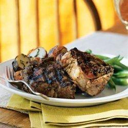 Herbes de Provence-Crusted Lamb Chops