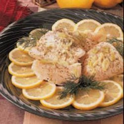 Baked Cod or Haddock