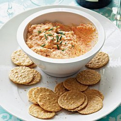 Curried Salmon Mousse recipe