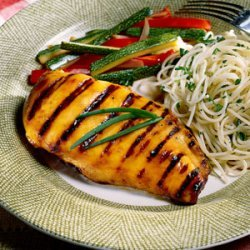Honey-Glazed Grilled Chicken