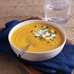 Butternut Squash-Parsnip Soup