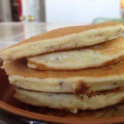 Pre-Contest Protein Pancakes