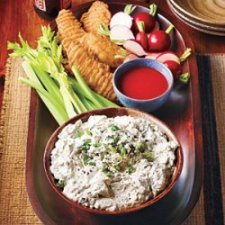 Blue Cheese  Hot Wing  Dip
