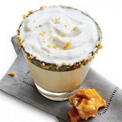Peanut Brittle Milk Punch