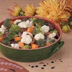 Broccoli Salad (bacon and cheese)