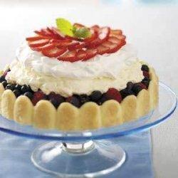 Breezy Lemon-Berry Dessert